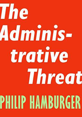 The Administrative Threat (Encounter Intelligence)