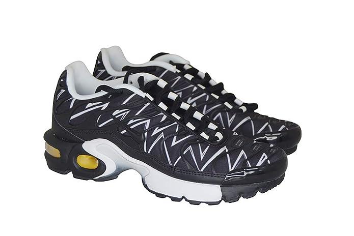 Nike Juniors Tuned 1 LA Requin (GS) TN Air Max Plus Black White   Amazon.co.uk  Shoes   Bags bf3f8afce