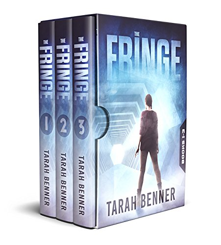 The Fringe Collection (Books 1-3) by [Benner, Tarah]