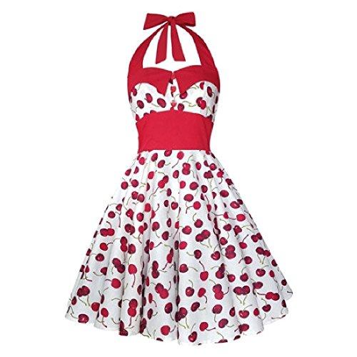 High Dress Fit Waist Slim Printed Women Comfy Skinny Coolred Fairy Floral White AvqIBB