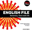 English File Editions Elementary class audio CDs