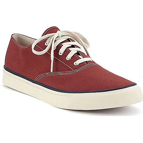 Sperry Top-Sider Men's Cloud CVO Sneaker (10 D(M) US, Red)
