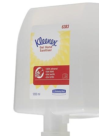 Kleenex 6383 Feuchtigkeitsspendendes Handdesinfektionsmittel Auf