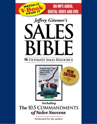 The Sales Bible by Simon & Schuster Audio