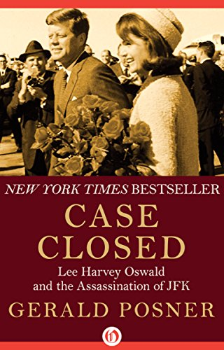 Case Closed Harvey Oswald Assassination ebook
