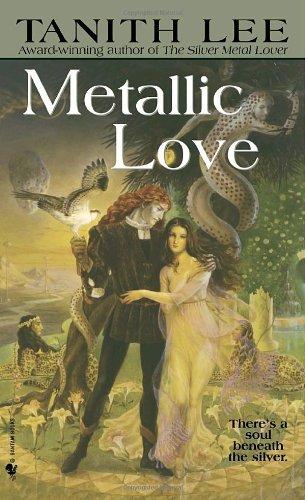 book cover of Metallic Love