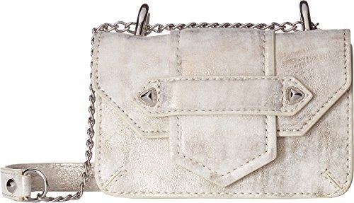 Botkier Women's Casey Cross Body Bag, Ivory Shimmer, One Size