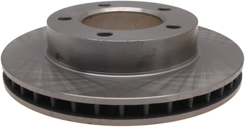 Disc Brake Rotor and Hub Assembly-4WD Front Raybestos 66297R