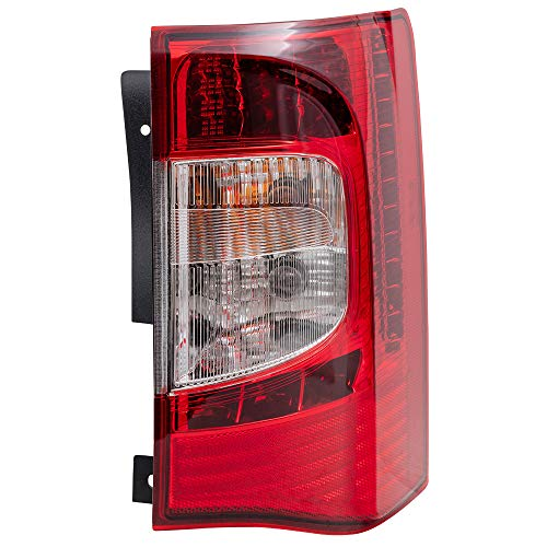 Passengers LED Taillight Tail Lamp Replacement for Chrysler Van 5182530AE