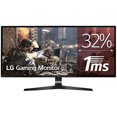 chollos oferta descuentos barato LG 34UM69G B Monitor Gaming UltraWide WFHD de 86 7 cm 34 con Panel IPS 2560 x 1080 píxeles 21 9 1 ms con MBR 75Hz FreeSync 250 cd m 1000 1 sRGB 99 DPx1 HDMIx1 USB Cx1 Color Negro