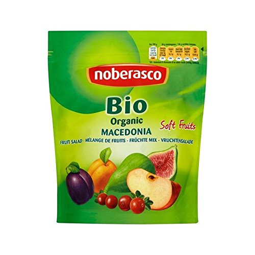 Noberasco Organic Soft Fruit Mix 200g - Pack of 6