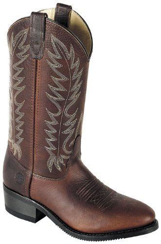 Men's 12 inch Double - H Work Western Boots, BLK WALNUT, 10M (Double H Western Work Boots)