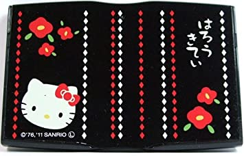 Hello kitty japan imported business card holder amazon hello kitty japan imported business card holder reheart Choice Image