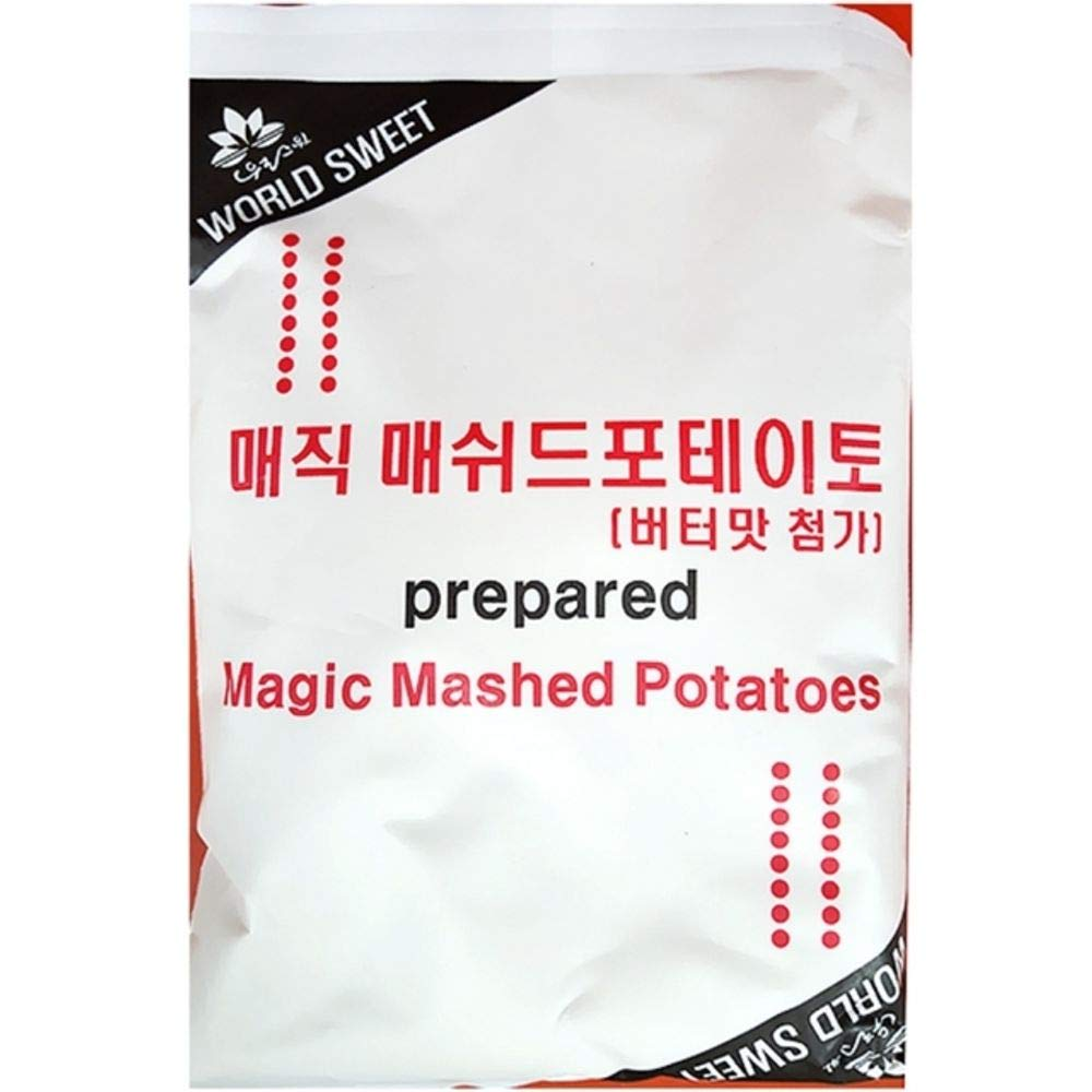Satsuma dried potato powder Mesh de Potato 1K 1 bag