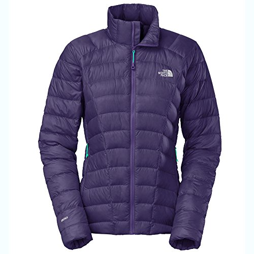 The North Face Women's Quince Down Jacket - Garnet Purple