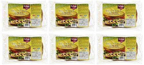 - Schar Deli-Style Bread Gluten Free -- 8.5 oz(Case of 6)