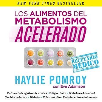 metabolismo eapido para perder peso