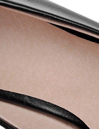 Básico de 8 us9 5 mujer Blanco Beige Casual ZQ Rosa Zapatos 5 5 eu41 pink Trabajo y cn42 pink 10 Semicuero uk7 Vestido Pump uk7 Bajo 5 8 Negro Tacón eu41 10 10 cn42 Oficina Mocasines pink 5 us9 us9 5qaY4