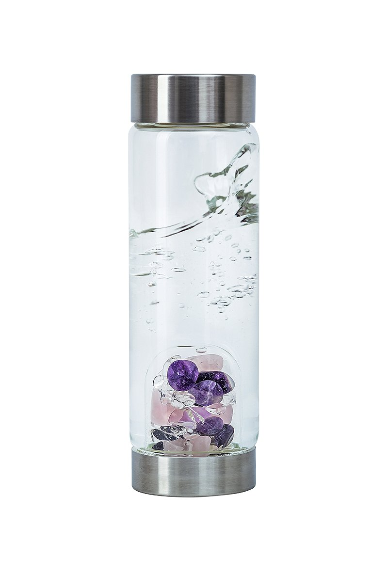 VitaJuwel ViA GemWater Bottle - Wellness