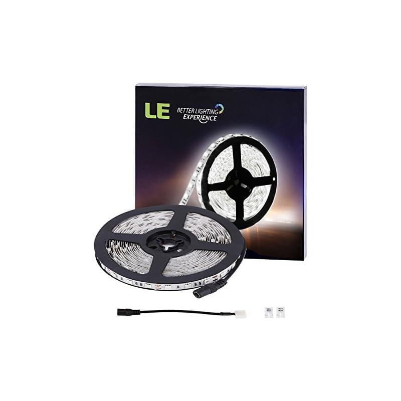 LE 12V LED Light Strip, Flexible, 300 LE