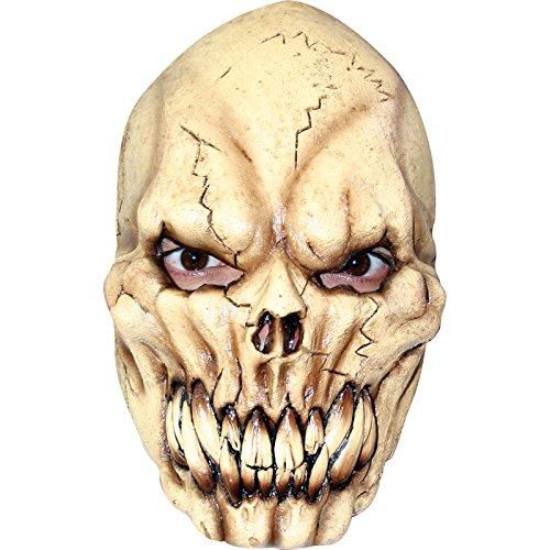 Générique AEC MAHAL638 Adult Latex Scary Skull Mask -