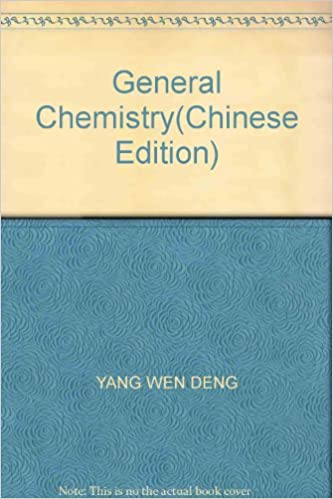 General Chemistry(Chinese Edition)