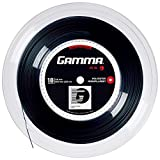 Gamma GZIOR18 - Black Sports iO 18g Tennis String Reel, 660'