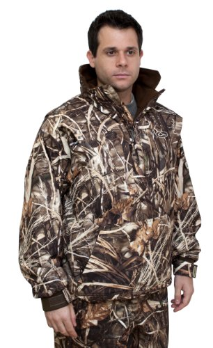 Drake Waterfowl MST Fleece Lined1/4 Zip Pullover MAX 4 DW225 Size 2X