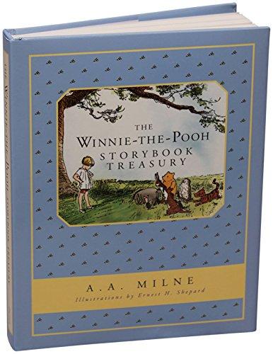Winnie The Pooh Storybook Treasury (Winnie The Pooh Storybook)