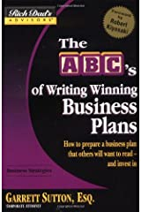 Rich Dad's Advisors: ABCs Writing Winning Business Plans Paperback