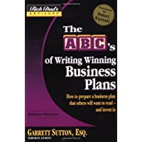 Rich Dad's Advisors: ABCs Writing Winning Business Plans