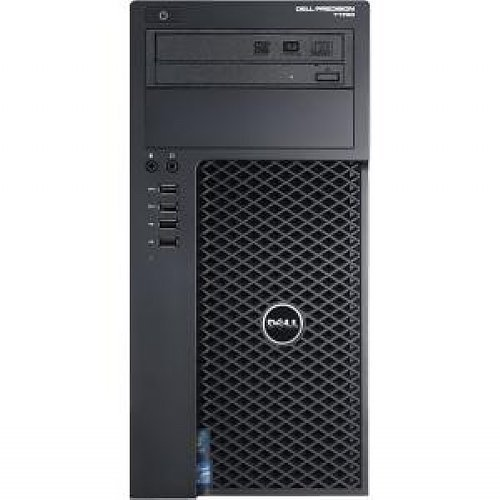 2018 Dell Precision T1700 Tower Workstation Business Desktop Computer, Intel Core i7-4770 up to 3.9GHz, 16GB RAM, 500GB HDD, NVIDIA Quadro K2000 Graphics, WIFI, Win 10 Pro (Certified Refurbished)