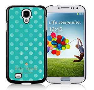 S4 case,Kate Spade 168 Black Samsung Galaxy S4 cover