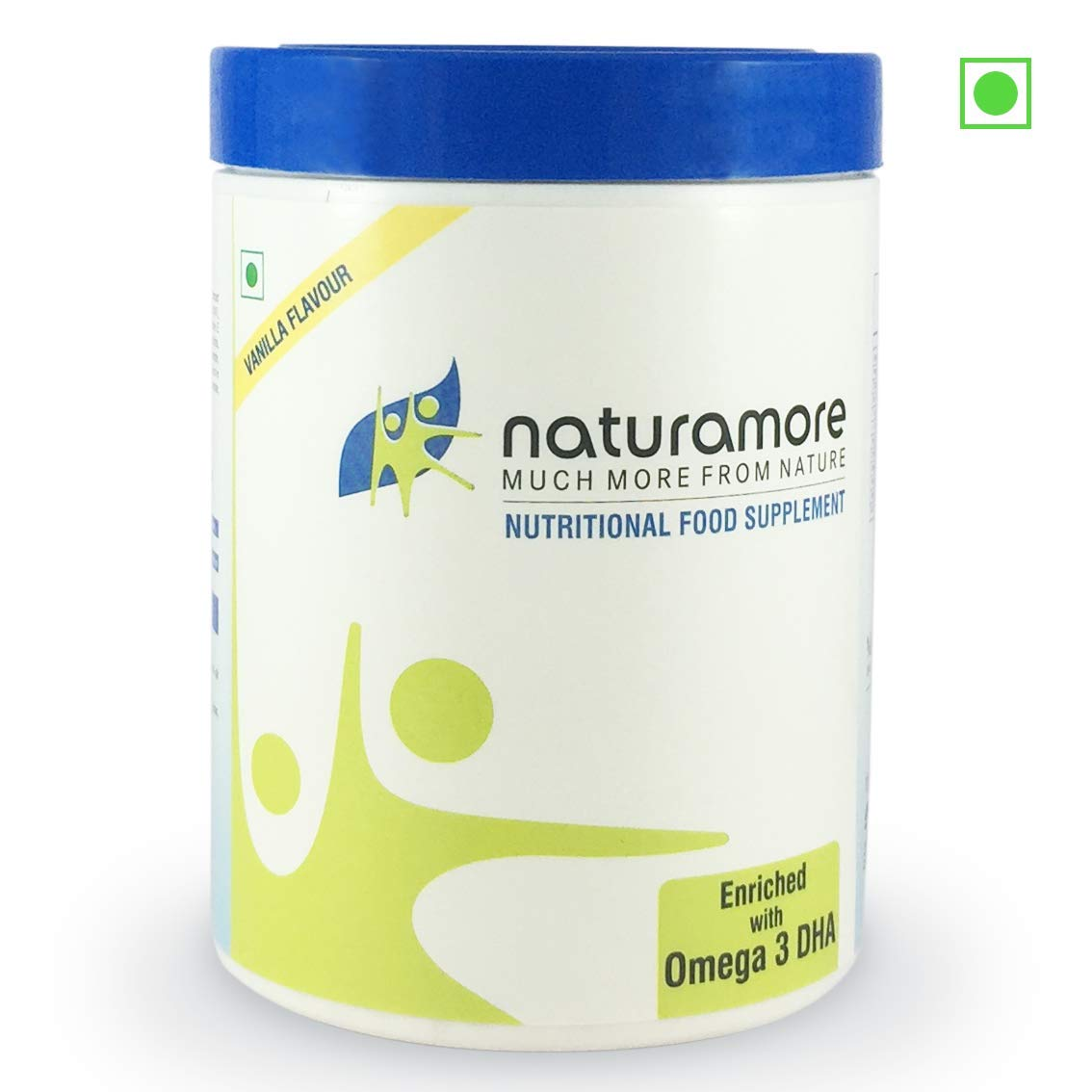Netsurf Naturamore for Men (Vanilla Flavor) - 250 gm Fast Shipping by Netsurf