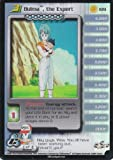 Dragonball Z Cell Saga TCG Unlimited Uncommon Foil Personality Card- Bulma, The Expert Level 3 #109