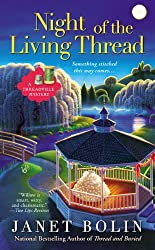 Night of the Living Thread (A Threadville Mystery Book 4)