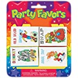 Card Games - Pack Of 4 Snap Cards X 1 (P)