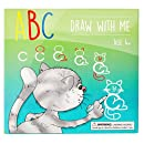 ABC Draw With Me | Dry Erase Alphabet Flash Cards | Great Birthday Gift Present For Girls Boys Age 3 4 5 6 7 Years Old | Arts and Crafts |