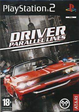 Atari Driver: Parallel Lines, PS2 PlayStation 2 Inglés vídeo - Juego (PS2, PlayStation 2, Acción / Carreras, M (Maduro)): Amazon.es: Videojuegos