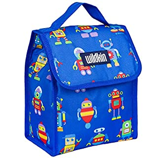 Wildkin Lunch Bag, Robots (B0084DZ6IG) | Amazon Products