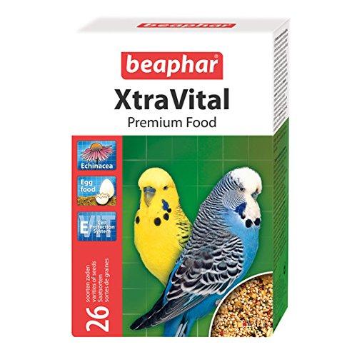 Beaphar XtraVital Budgie / Sittichfutter 500g