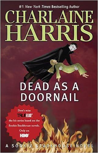 Amazon Dead As A Doornail Sookie Stackhouse True Blood Book 5 9780441019359 Charlaine Harris Books
