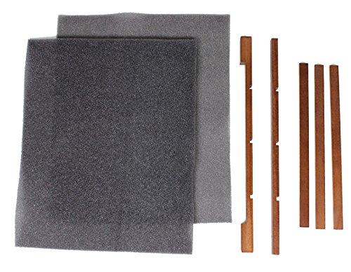 Easel Pastels (Sienna Pastel Insert Grid (Palette Box Accessory))