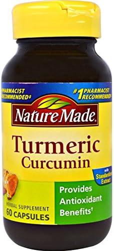 Turmeric Curcumin 60 Capsules