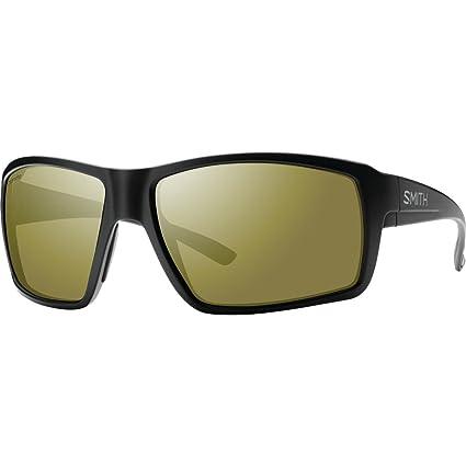 5c079507ad Smith Optics Adult Colson Lifestyle Polarized Sunglasses Matte Black Bronze