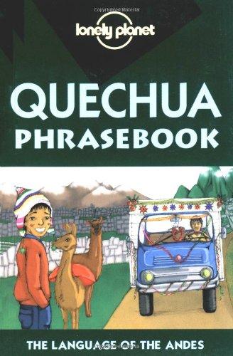 Quechua-Lonely-Planet-Phrasebook