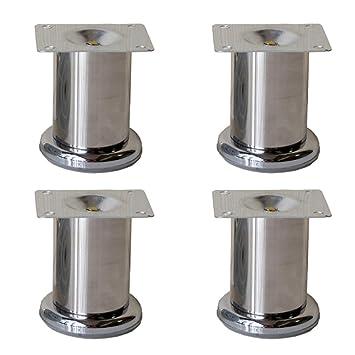 Piedini per mobili in Acciaio Inox Multi-Spec Tavolo Gambe ...