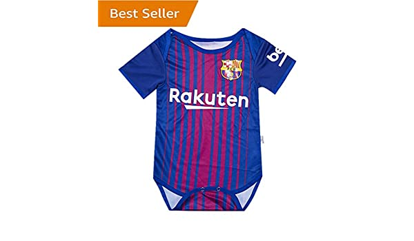 6613445225a Amazon.com  Barcelona Baby Suit Home Bodysuits For 9-18 Months Infant  Onesize Red Blue  Clothing