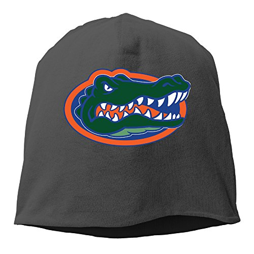 YUVIA University Of Florida Mascot Men's&Women's Patch Beanie SkatingBlack Hats For Autumn And (Colt Mascot Costume)