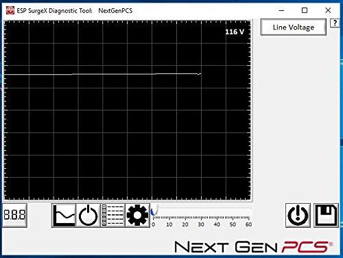 ESP Next Gen Surge Protector/Noise Filter/Power Monitor - XG-PCS-20820D - 208-240 Volt, 20 Amp by ESP (Image #7)
